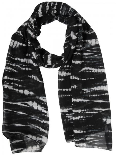 Damenschal, 100% Polyester, Maße: 70 cm x 180 cm
