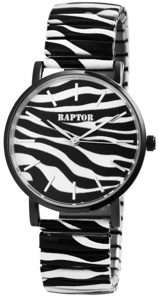 Raptor Damenuhr mit Zugband