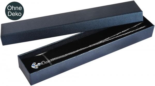 Schmuckbox für Ketten und Armbänder, 21,5 x 4,5 x 2,6 cm