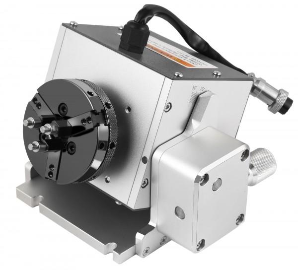 Rotierende Spannvorrichtung für Lasermarkierer IMP-L100, Zubehör für Artikel 7900001