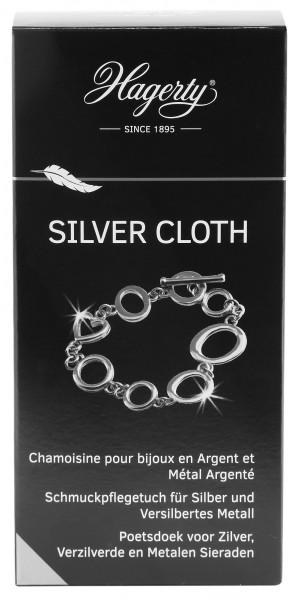 Hagerty Silver Cloth, 30 x 36 cm