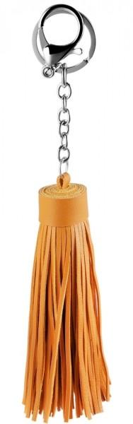 Modeschmuck, Schlüsselanhänger, orange