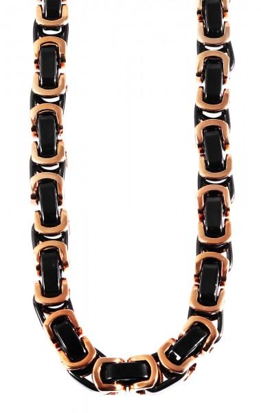 Raptor Edelstahl Unisex Halskette, Länge: 60 cm / Stärke: 6 mm