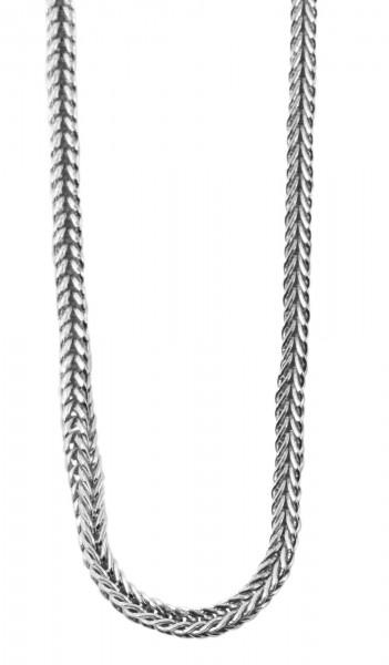 925 Silber Halskette, 925/rhodiniert, 10g