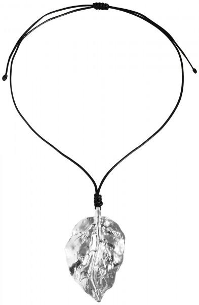Cham Cham Textil Damen Halskette, Länge: 84 cm / Stärke: 2 mm
