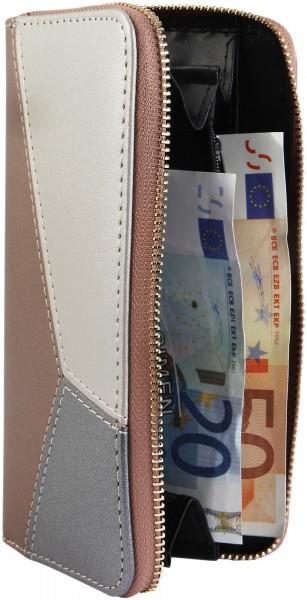 Cham Cham Damen Geldbörse aus Lederimitat