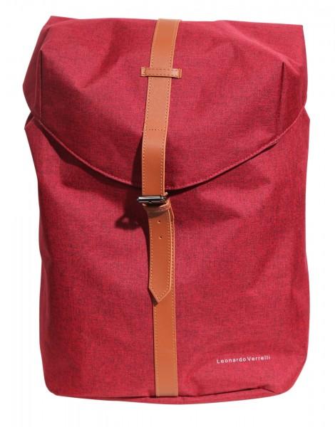 Rucksack aus Polyester mit Laptopfach