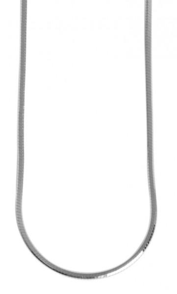 925 Silber Halskette, 925/rhodiniert, 2,94g