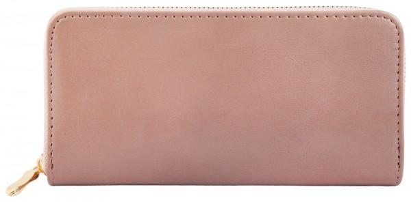 Damen Geldbörse aus Lederimitat
