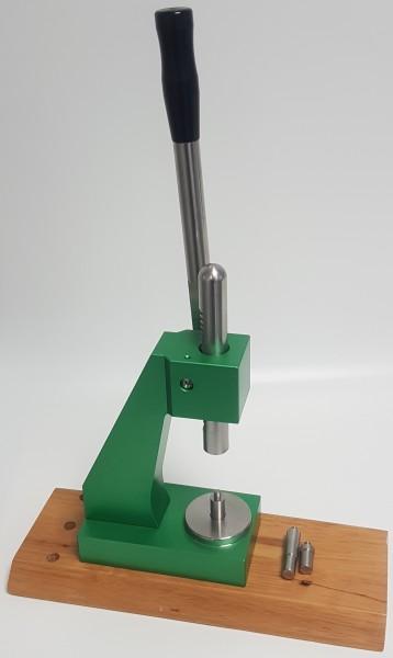 Zahnstangen Pressstock, robust, zum vielfältigen Gebrauch für alle Druckstücke mit Gewinde.