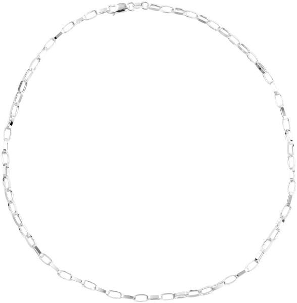 Akzent 925er Silber , Länge: 42 cm / Stärke: 0 mm