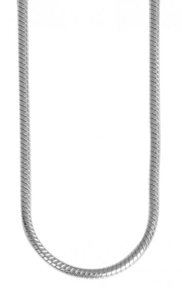 925 Silber Halskette, 925/rhodiniert, 7,14g