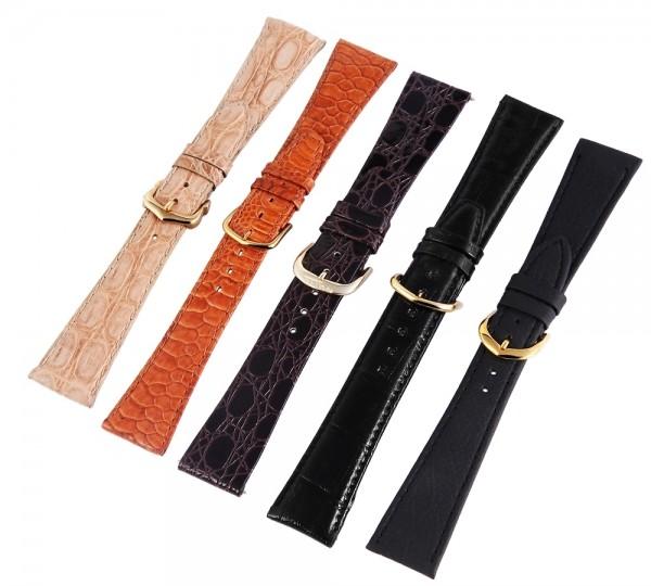 Basic Echtleder Armband in , , , 20 mm