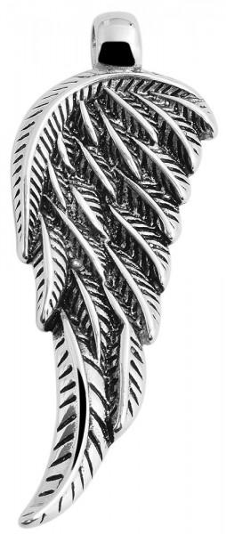 Raptor Edelstahlanhänger, Breite: 24 mm / Höhe: 62 mm