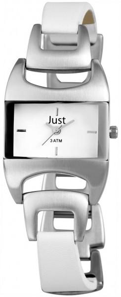 Just 48-S7838 Analog Damenuhr mit Echtlederband - UVP 64,90€
