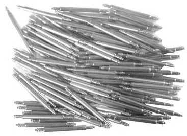 Federstege 43 mm, Ø 1,78 mm, VE 100