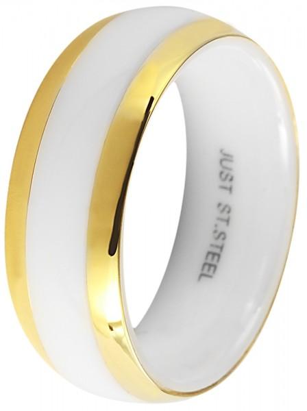 Just Damen-Ring aus Ceramic UVP 39,90 €