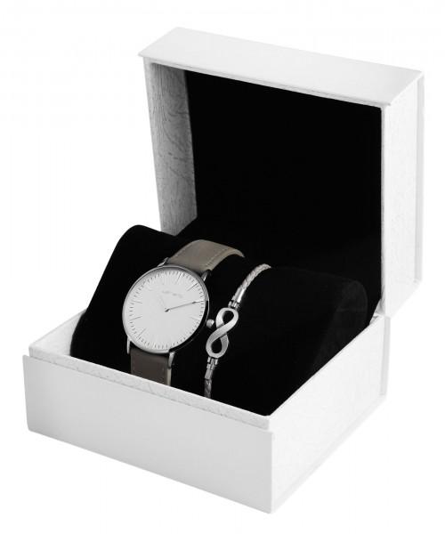 Just Watch Damenuhr mit Armband im Set