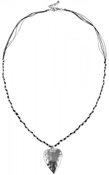Cham Cham Textil Damen Halskette, Länge: 86 cm / Stärke: 3 mm