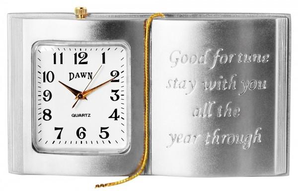 Dawn Miniaturuhr - Buch - Größe 5,0 cm