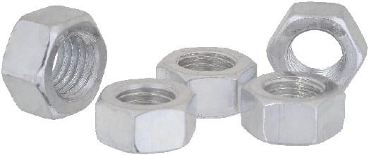 Muttern zur Sicherung der Ringe am Schmuckständer VE 100 Stk.