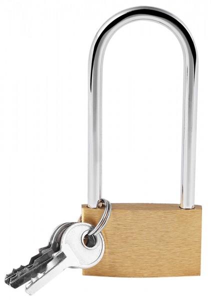 Schloss mit Schlüssel, 40 mm
