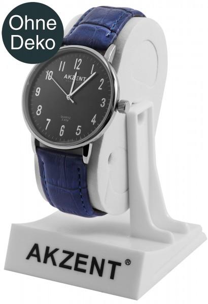 Akzent Uhrenaufsteller , weiß