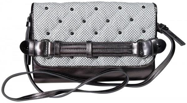 Damen Handtasche/Clutch, Grau