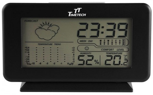 TimeTech Wetterstation