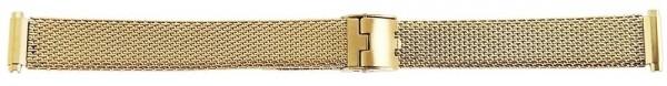 Meshband Edelstahl Armband in , , , 0 mm
