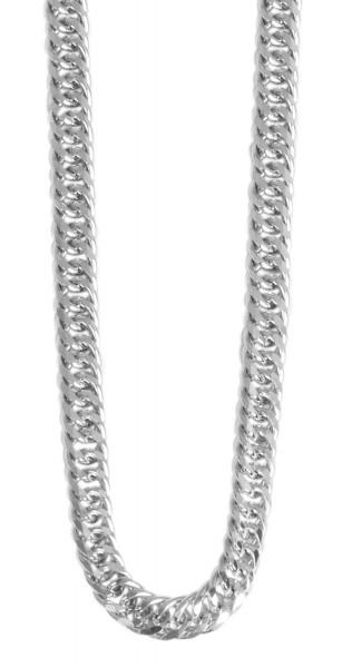 925 Silber Halskette, 925/rhodiniert, 17,8g