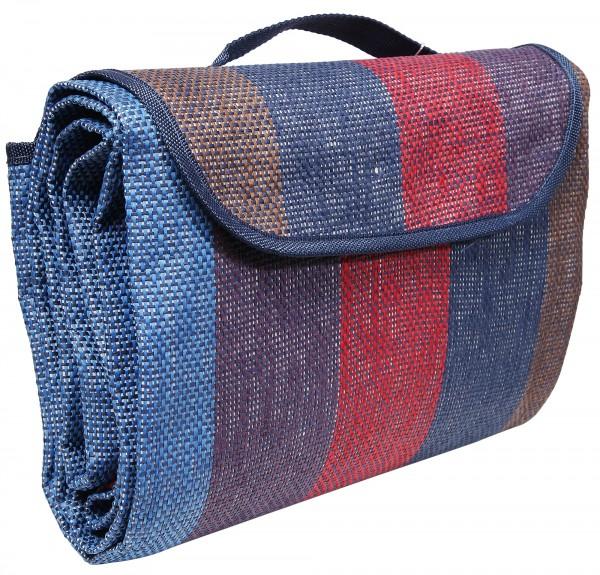 Stranddecke aus Textil