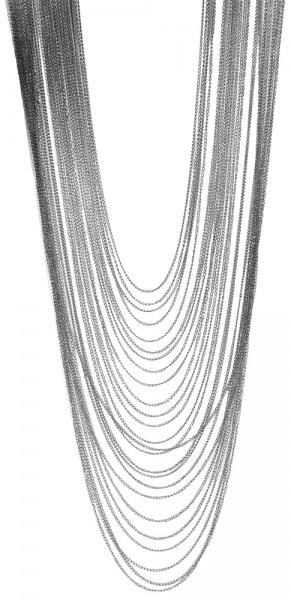 Shaghafi Metall Damen Ankerkette, Länge: 105 cm / Stärke: 7 mm