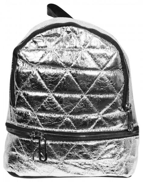 Damen-Rucksack aus Lederimitat, Länge: 26 cm / Breite: 23,5 cm / Stärke: 11,5 cm