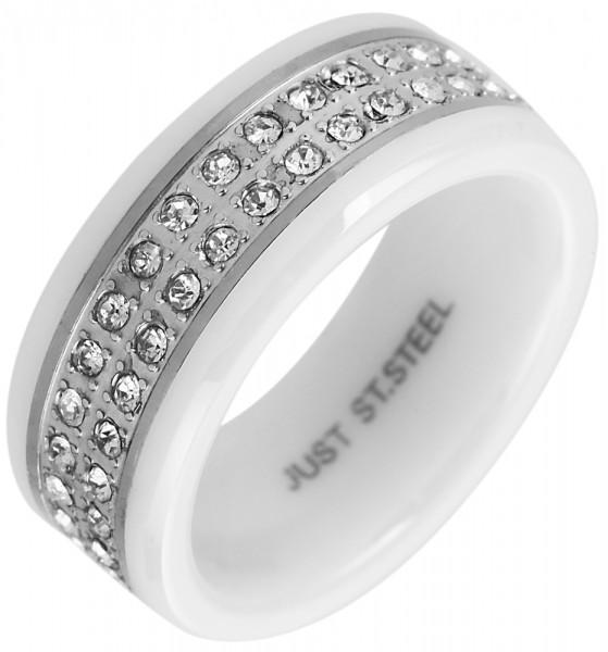 Just Damen-Ring aus Ceramic UVP 49,95 €