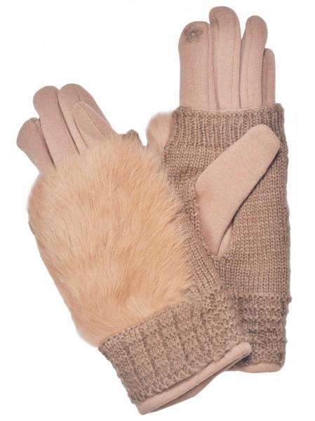 Cham Cham Handschuhe, 70% Polyester, 30% Cotton
