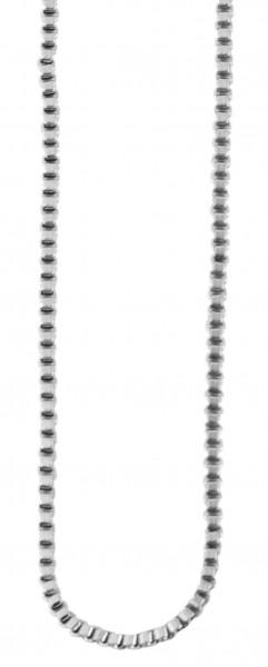Akzent Edelstahl Damen Veneziakette, Länge: 40 cm / Stärke: 2 mm