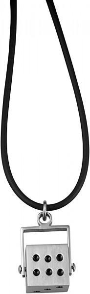 Akzent Kautschuk Kautschukkette, Länge: 50 cm / Stärke: 2 mm