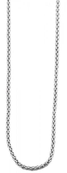 Akzent Edelstahl Unisex Ankerkette, Länge: 80 cm / Stärke: 2 mm