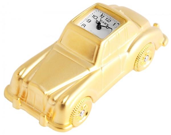 Dawn Miniaturuhr - Auto - Größe 7,7 cm