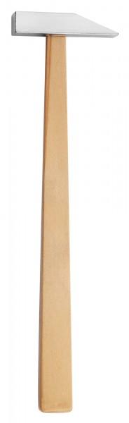 Klassischer Uhrmacherhammer, Länge: 18,5 cm / Breite: 5 cm