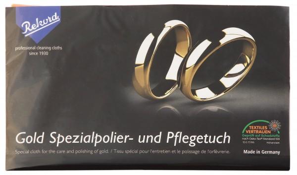 Goldpoliertuch 24 x 30 cm