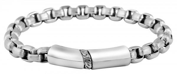 Raptor Edelstahl Armband, 22,5 cm