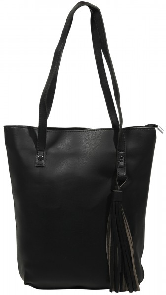 Damenhandtasche, 32 x 34 x 7,5 cm