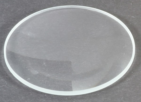 Uhrenglas, flach - Durchmesser: 41 mm / Höhe: 1 mm