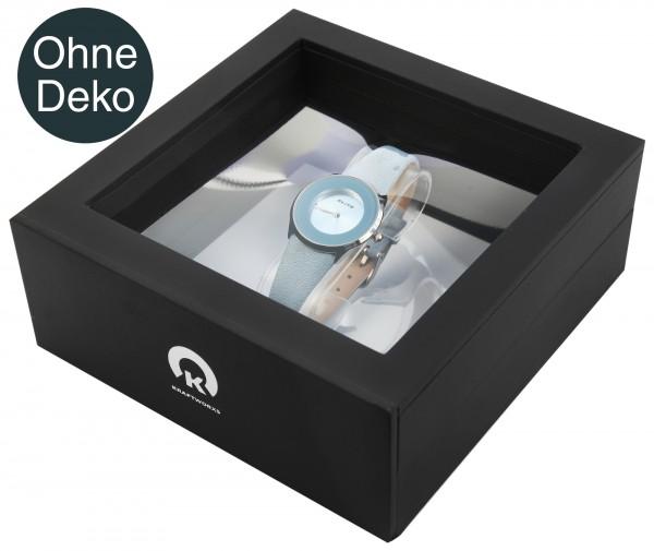 Verpackung für Uhren und Schmuck