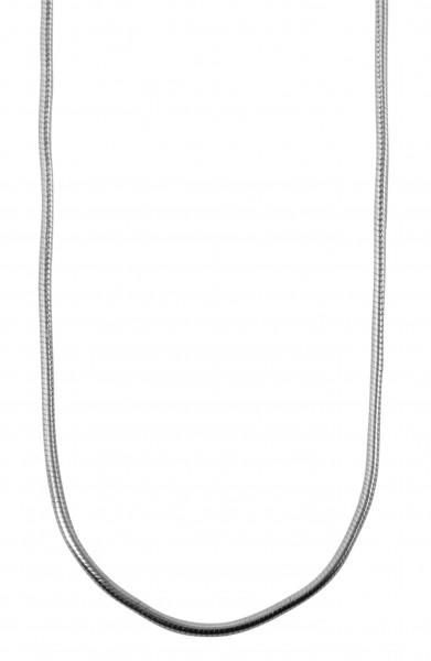 925 Silber Halskette, 925/rhodiniert, 3,42g