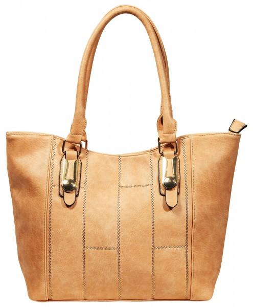 Damenhandtasche 43x29x13 cm