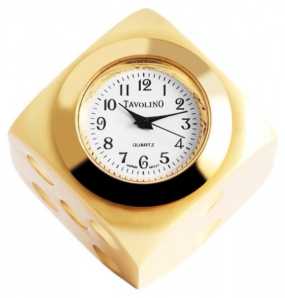 Tavolino Miniaturuhr - Würfel - Größe 3,1 cm