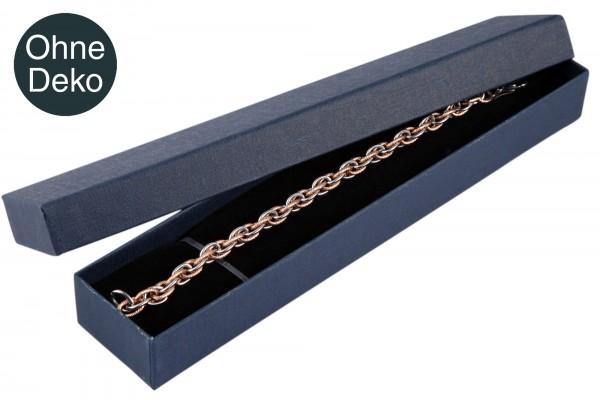 Schmuckbox, Pappe, VE 12, 21,5 cm x 4,5 cm x 2,5 cm